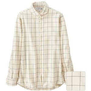 Uniqlo IDLF Grid Flannel Shirt